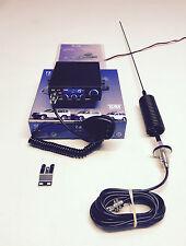 CB Radio Kit Pack Starter equipo TS-6M + Mini Antena Stinger y grandes Arandela Kit