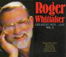 Greatest Hits Live Vol. 2 - Roger Whittaker CD