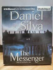 THE MESSENGER by Daniel Silva (2006, CD, Unabridged)