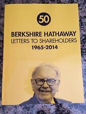 Berkshire Hathaway Letters to Shareholders 1965-2014 Warren Buffett - Paperback