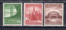 DR Deutsches Reich 1938 Mi.Nr. 666 - 668 Turn- und Sportfest postfrisch **/*