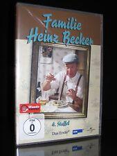 DVD FAMILIE HEINZ BECKER - STAFFEL 4 - Season - GERD DUDENHÖFFER *** NEU ***