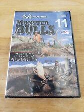 Realtree Monster Bulls 11 Dvd Video (2013 Release)