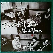 Powerman 5000 - Wild World - One Track Promo CD Single.