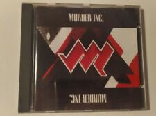 CD Murder Inc Self Titled Industrial 1991 Devotion Records Invisible