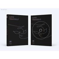 BTS LOVE YOURSELF 轉 Tear 3rd Album O Ver. CD+Book+Mini Book+Photocard+Etc