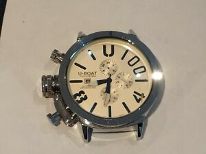 U Boat Watch without strap Spares Repairs