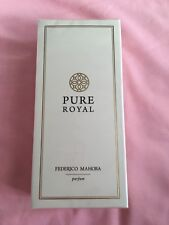 FM 810 PURE ROYAL Collection Perfume for her by Federico Mahora  15ml exp.2025;