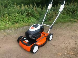 Stihl RM 4.0 RT Mower, serviced ready to go, Price includes VAT