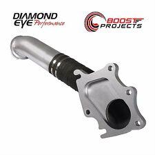 "Diamond Eye Turbo Direct Pipe 3"" Aluminized 321055"