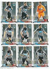 2014 / 2015 EPL Match Attax NEWCASTLE UNITED Team, Tactic, Man of the Match, Duo
