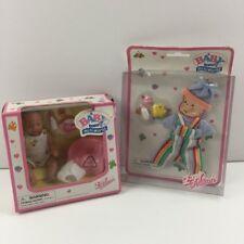 NEW Baby Born Mini World Zapf Creation Doll & Outfit Set