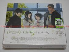 New The Anthem of the Heart First Limited Edition 2 DVD CD Booklet Japan F/S