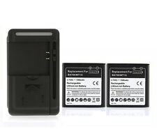 2x BA700 Battery +Charger For Sony Ericsson Xperia Neo ST18i MT11i MT15i MK16i a