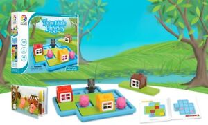 SMART Games- Three Little Piggies Deluxe