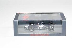 Spark Lotus 24 #14 Graham Hill Kanonloppet 1962 1:43 OVP/MIB S7122
