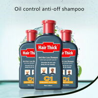 New Anti Hair Loss Shampoo Tea Tree Oil Shampoo Hair Care Growth Shampoo 100ml