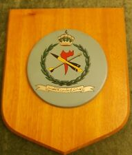 JORDAN 3rd SQUADRON  Fighter Plaque Jordanian AIR FORCE RJAR 1980s