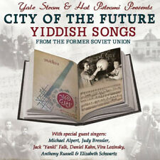 Yale Strom & Hot Pstromi : City of the Future: Yiddish Songs from the Former