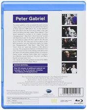 PETER GABRIEL - SO-CLASSIC ALBUMS (BLURAY) EAGLE VISION  BLU-RAY NEU