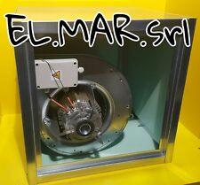 Ventilatore Cassonato DD 9/9 Motore Monofase 550 W aspirazione cappa industriale