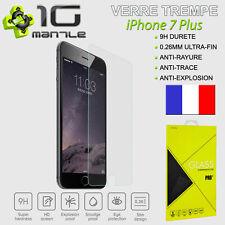 """Vitre de Protection/Protege Ecran Verre Trempé/Blindé 9H iPHONE 7 PLUS 5.5"""""""