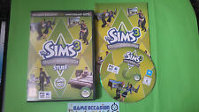 THE SIMS 3 III DESIGN & HIGH-TECH STUFF / PC DVD-ROM /MAC / COMPLETE