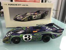 AUTOART - PORSCHE - 917 Martini  1/18