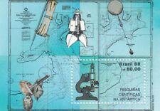 280774 / Brasilien Block ** MNH Map