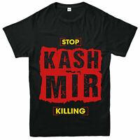 Stop Kashmir Killing T-Shirt, Save The Kashmir Suspected Adult & Kids Tee Top