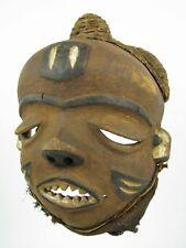 GothamGallery Fine African Art - DRC Pende Tribal Mask - K