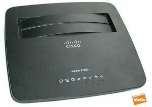 Cisco Linksys X1000 N300 & Netgear DG834PN Wireless Modem Routers ADSL2+