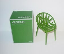 VITRA DESIGN Museum Miniatures ~ Green Vegetal Chair ~ Ronan & Erwan Bouroullec