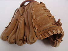Vintage Regent Left Handed Baseball Glove Junior Leaguer 5096-FR Gripper Pocket