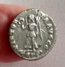 More details for valentinian ii - a quality silver siliqua !  trier mint !