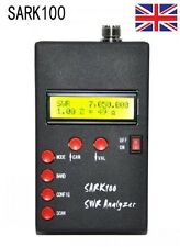 New ANT SWR Antenna Analyzer Meter shortwave For SARK100 Ham Radio Hobbists