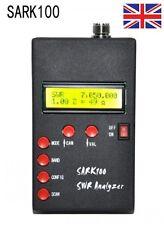New ANT SWR Antenna Analyzer Meter shortwave For SARK100 Ham Radio Hobbists
