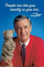 INSPIRATIONAL 17604 22x34 MISTER ROGERS AS YOU ARE POSTER