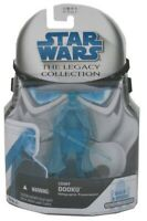 STAR WARS Count Dooku Holographic The Legacy Collection Action Figure