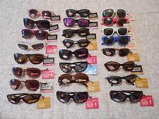 BRAND NEW--Foster Grant Women's, Men's & Unisex Sunglasses-100 Pair NWT SALE $89