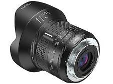 "Irix Il 11ff Ultra Gran Angular objetivo Firefly 11mm F4"" compatible con"