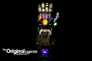 Brick Loot Light LED Lighting kit fits LEGO ® Infinity Gauntlet 76191