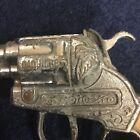 (Toy) vintage Halco Die Cast Cap Gun toy Diamond H Western Cowboy