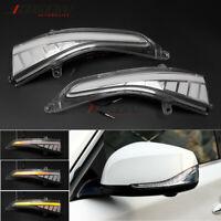 LED Dinamico lampeggiatore Segnale Specchio Per Infiniti Q30 Q50 Q60 QX30 QX50