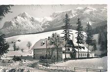 AK aus Altenberg an der Mürz, Gasthof Alpenland gegen Rax, Steiermark  (F19)
