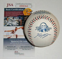 2009 BREWERS Ryan Braun signed All-Star Game baseball JSA COA AUTO Autographed