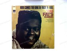 Fats Domino - Here Comes The King of Rock'n Roll (Trouble In Mind) GER LP /3
