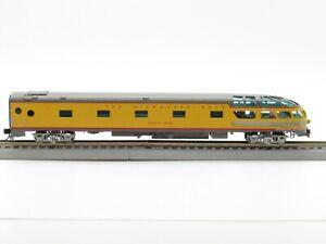 N Scale Used Railway Classics Brass Passenger Car Milwaukee Road Skytop Sleeper