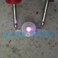 10pcs 3W IR 850nm Infrared LED Lamp Beads Light Bulb Launch Emitter diode 300mW