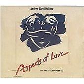 CD DOUBLE ALBUM - SOUNDTRACK - Andrew Lloyd Webber - Aspects of Love
